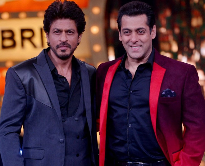When Shah Rukh Khan Apologised To Salman Khan On National Television