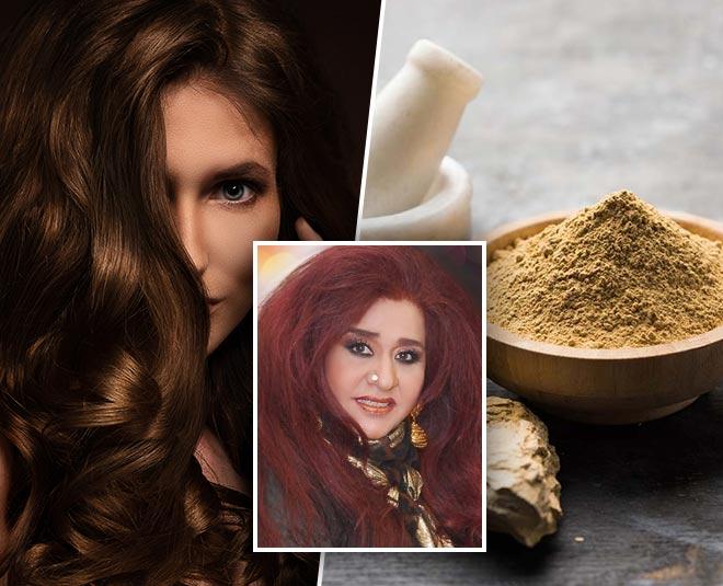 shahnaz husain hair care tips multani mitti main