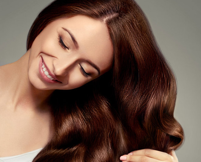 tips hair smoothening at home