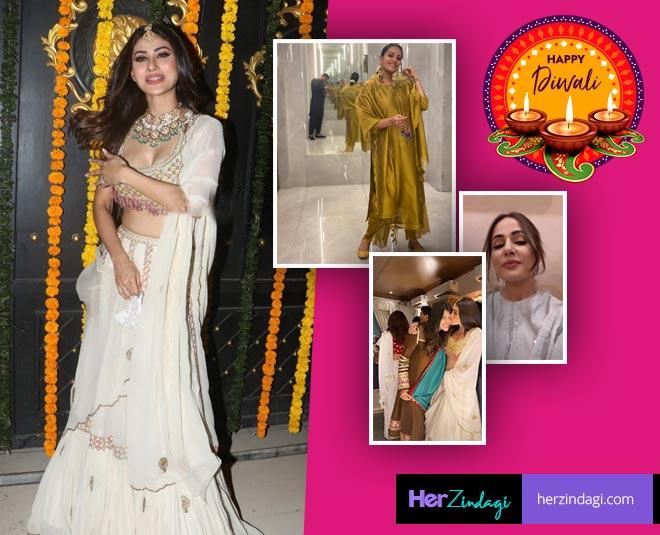 Ekta Kapoor Commences Diwali Celebrationssssss