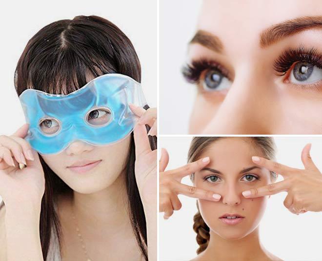 Eye Mask In Your Vanity Bag