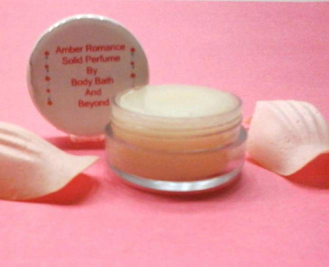 Solid Perfume Can Change Your Fragrance Gamesss