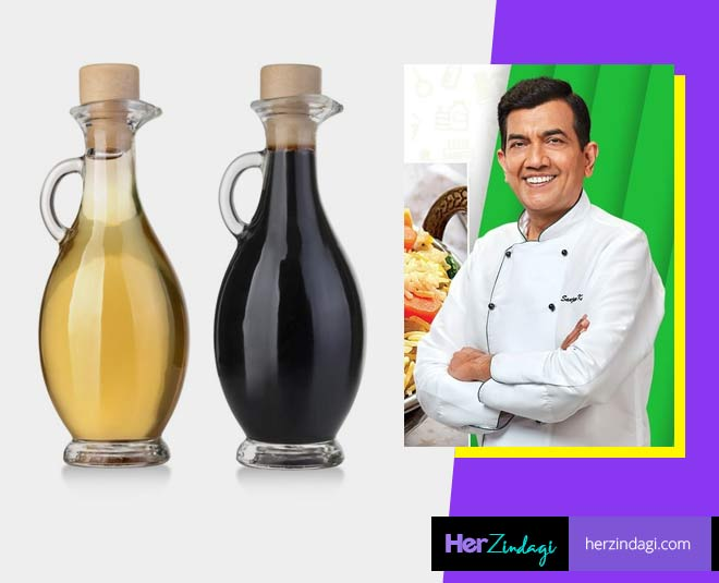 Types  Of  Vinegar  And  Its Uses  Kitchen Hacks