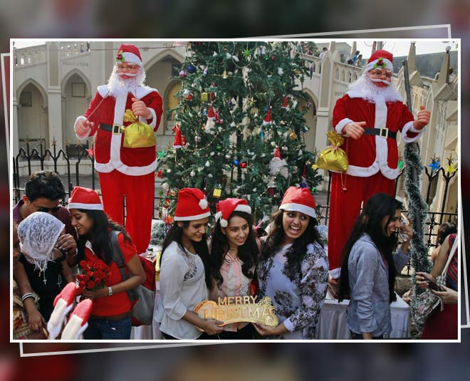 best destination to celebrate christmas in india