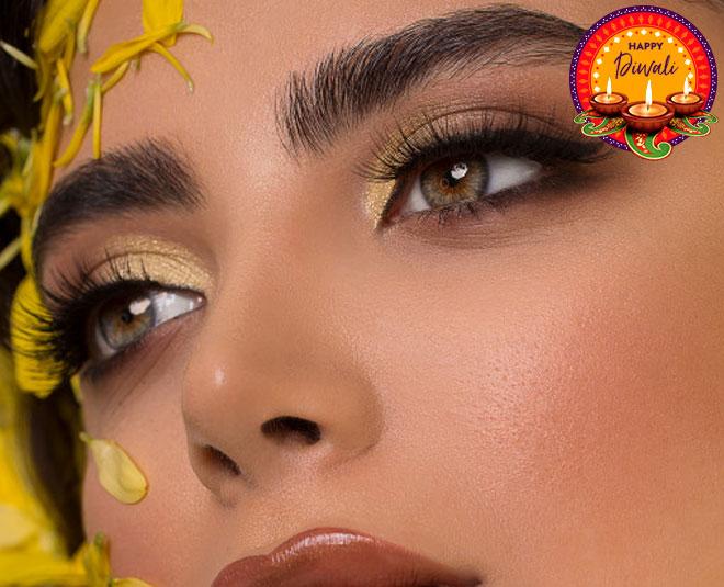 best eye makeup hacks for diwali