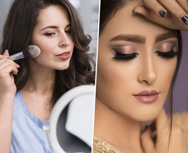 bridal makeup by own main