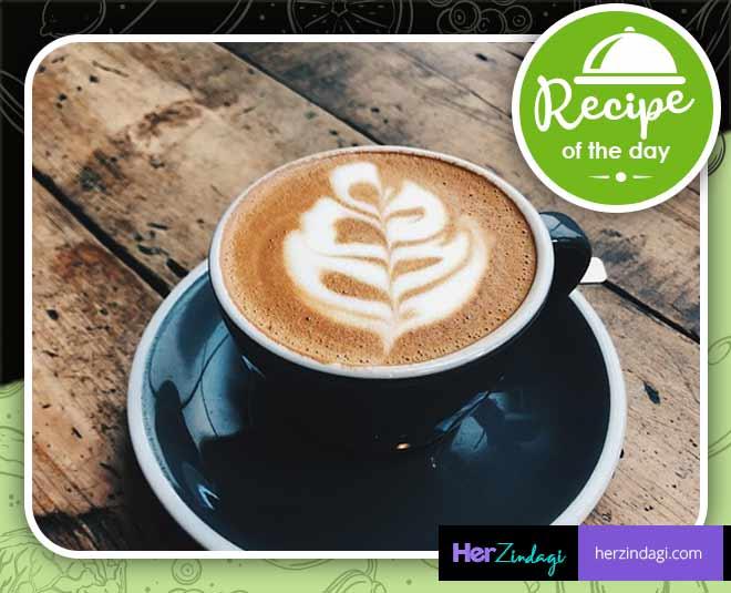 cappuccino recipe main