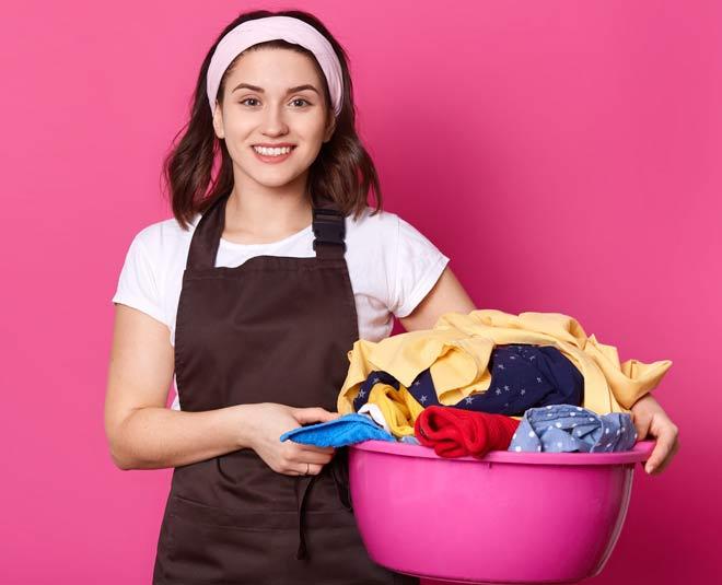 clothes washing water saving tips m
