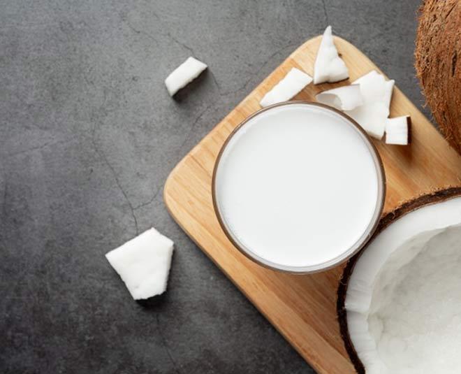 coconut milk for health