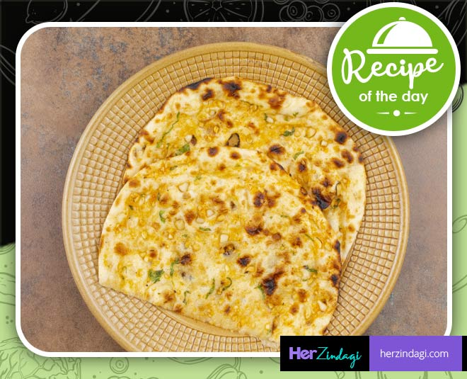 green onion paratha recipe