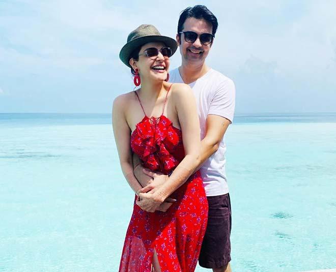 honeymoon kajal aggarwal