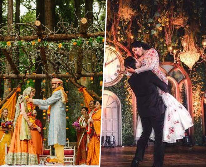 indian wedding unique theams ideas