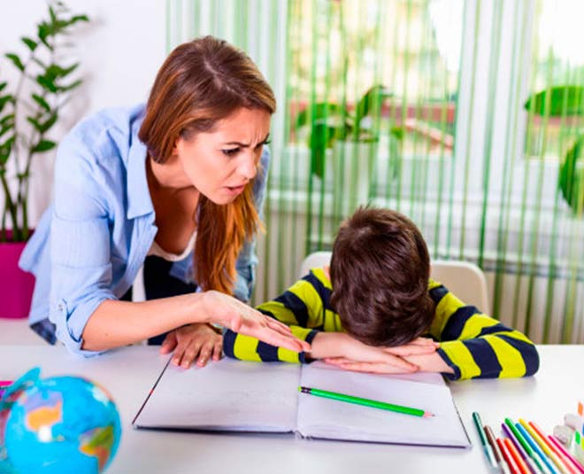 issues with teenager child attitude m