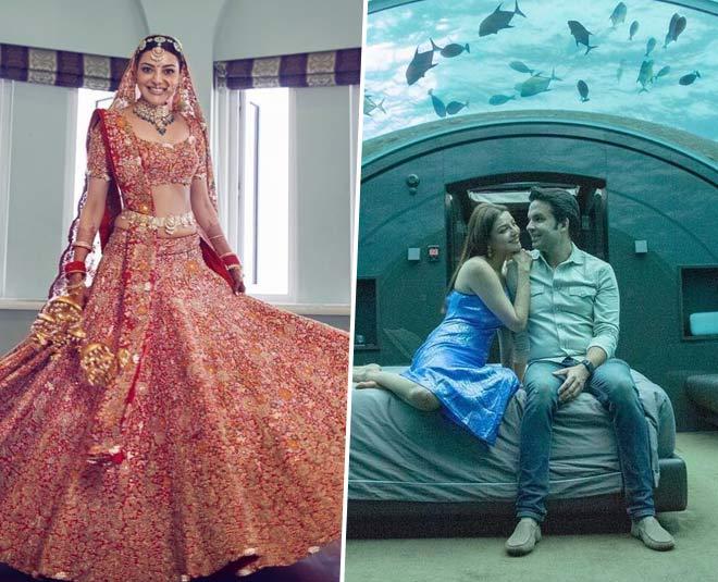 kajal aggarwal gautam kitchlu wedding expenses