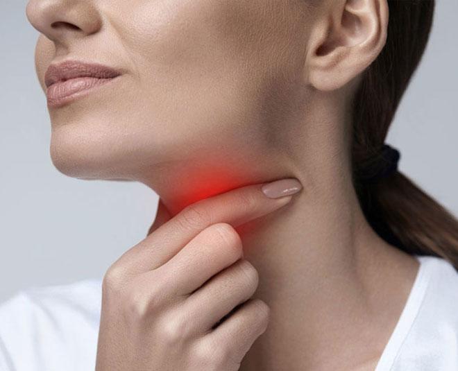 keep way throat problem during changing season