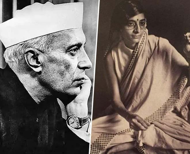 nehru relationships main