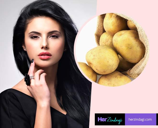 potato juice for hair main