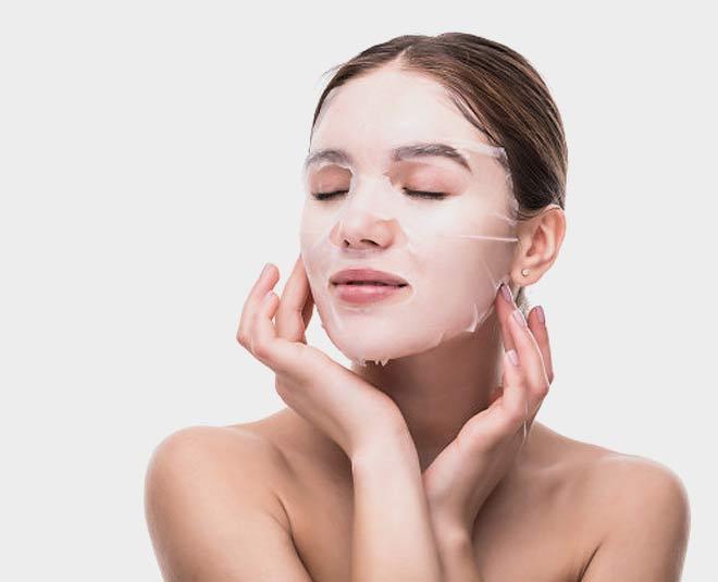 sheet masks benefits