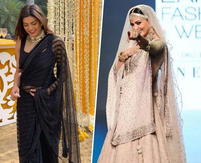 sushmita sen traditional outfits