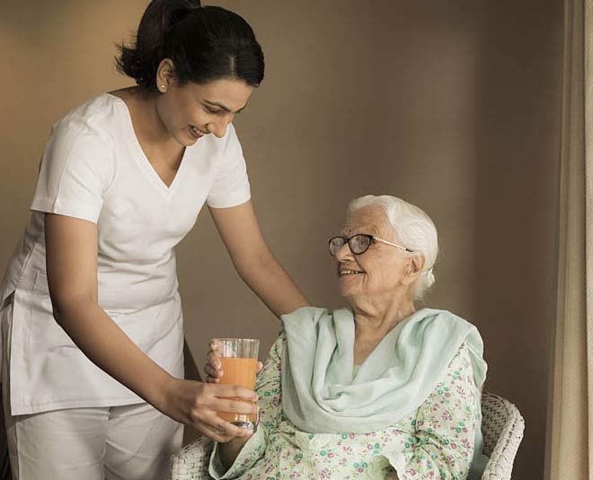 take care of elderly people during winter ideas