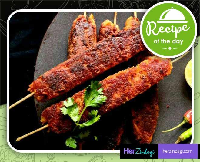 veg seekh kebab recipe main