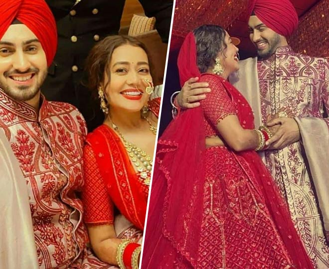 Factors That Make Neha Kakkar Rohanpreet's Wedding A Unique Yet A Relatable Onesssssss