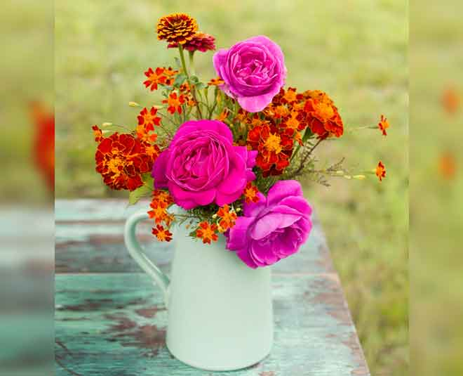 flowers and their health benefits