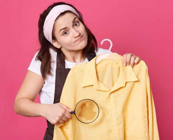 Home Remedies To Remove Tea Stains From Clothes