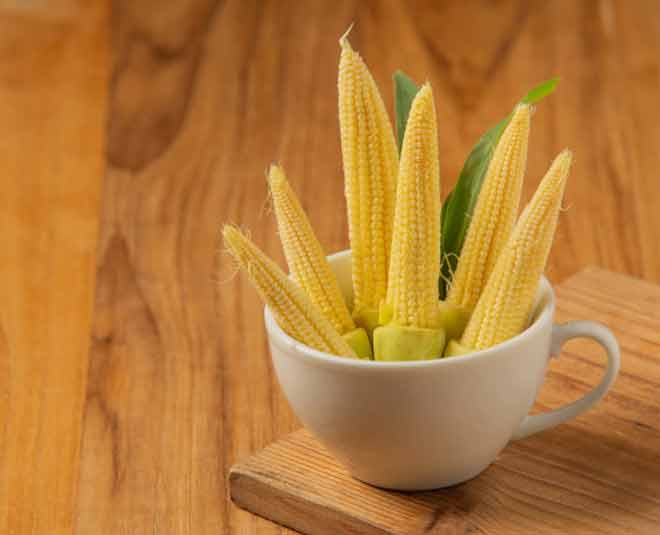 These Health Benefits Of Baby Corn Will Convince You