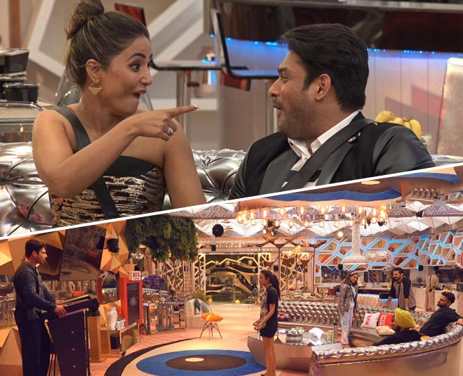 Tiff Between Contestants Begin On The First Day In Bigg Boss  House