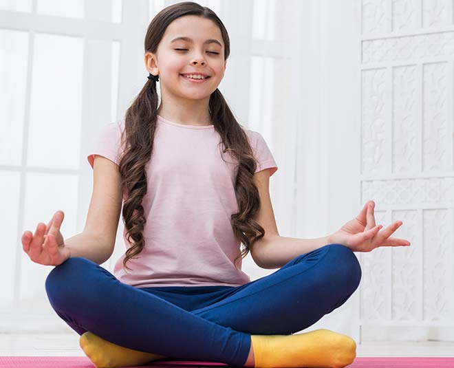 Yoga Postures Are Highly Beneficial For Kids