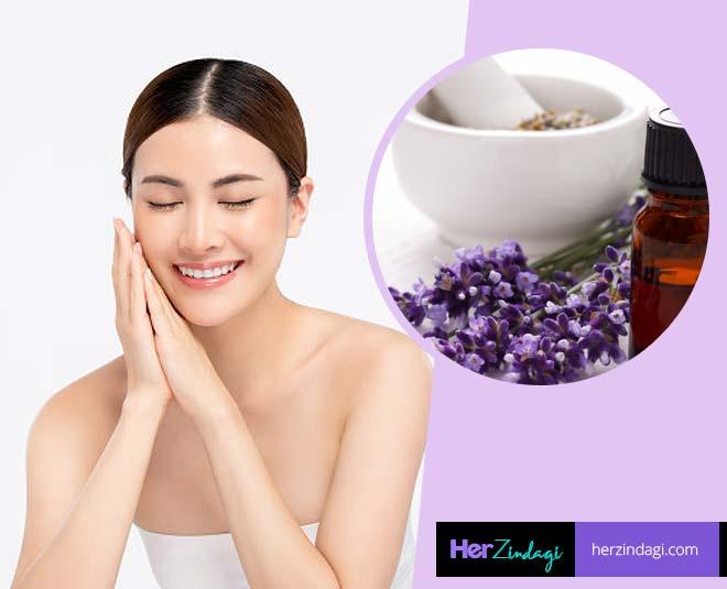avender oil for tightening skin