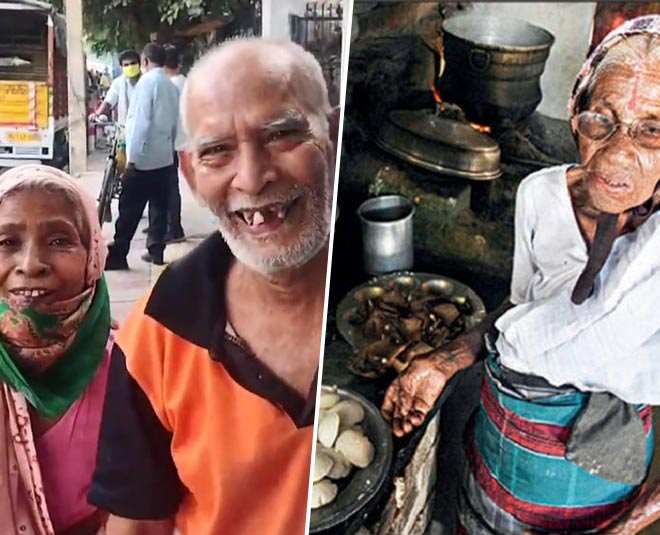 baba ka dhaba to idli wali dadi viral videos story