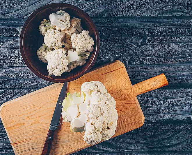 benefits of cauliflower for health