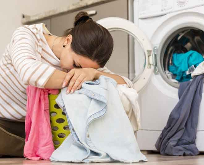 best hacks for washing clothes