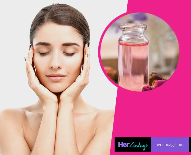 best rose oil for skin and hair