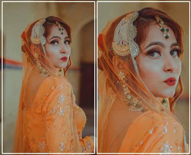 bridal look main