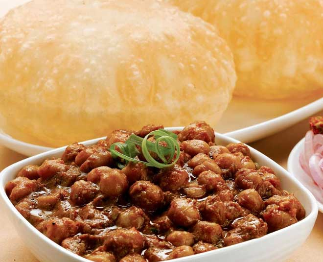 chole bhature for health tips