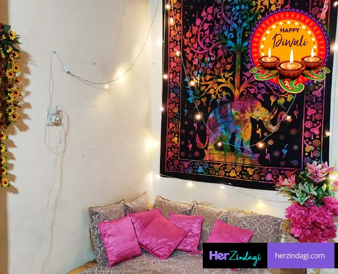 diy ideas of decorating house for diwali