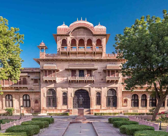 facts about lalgarh palace in bikaner