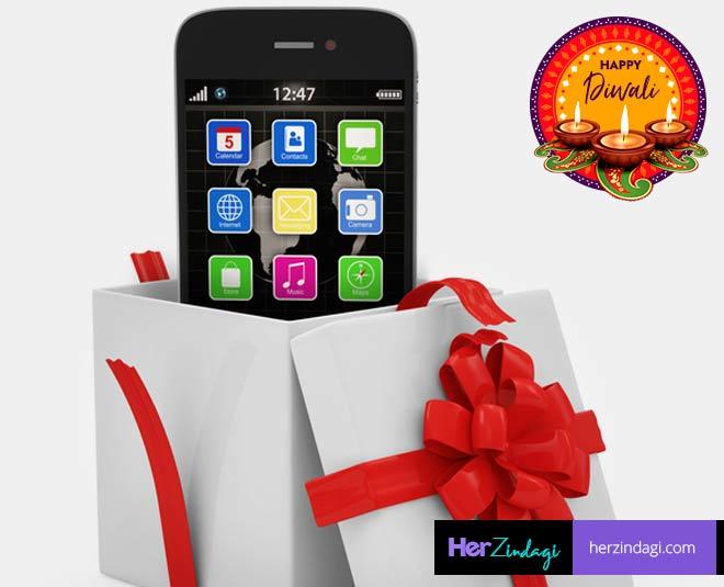 gift smartphones affordable prize diwali
