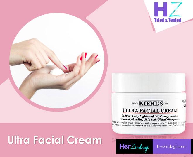 kiehls cream for face
