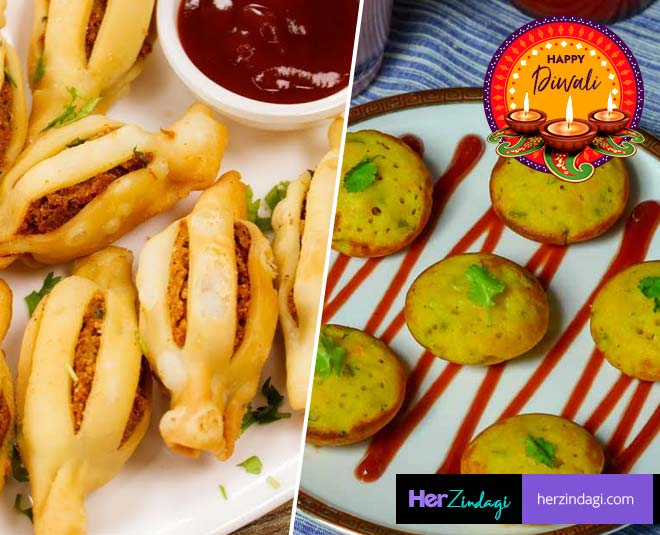 know snack recipes for diwali party