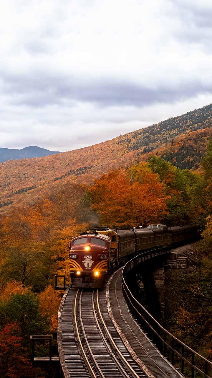 दुनिया के सबसे खूबसूरत रेल रूट्स