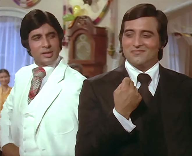 movie rejected by amitabh bachchan made vinod khanna star