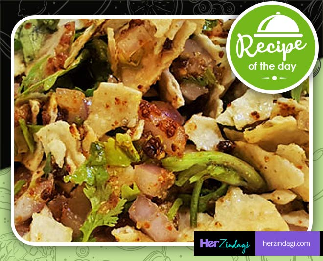 papad chutney recipe main