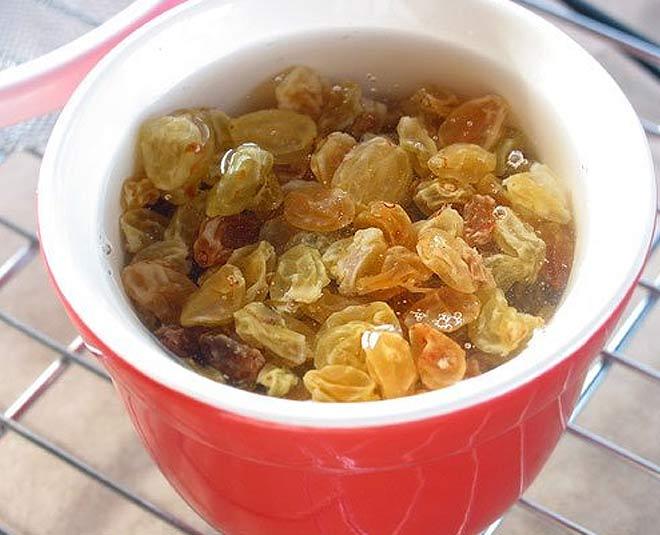 raisin water benefits main