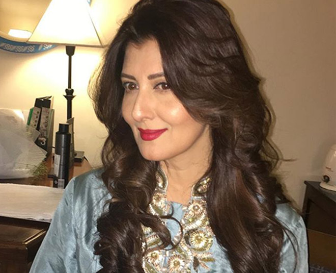 sangeeta bijlani hair care secret Main