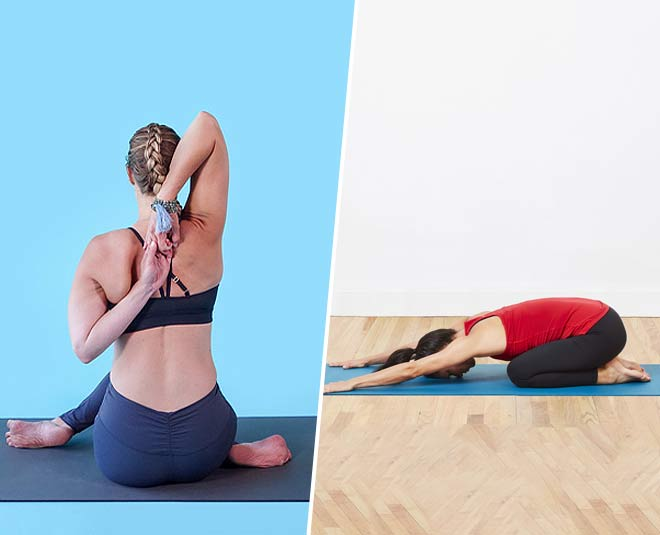shoulder exercises to get rid tightness and pain tips