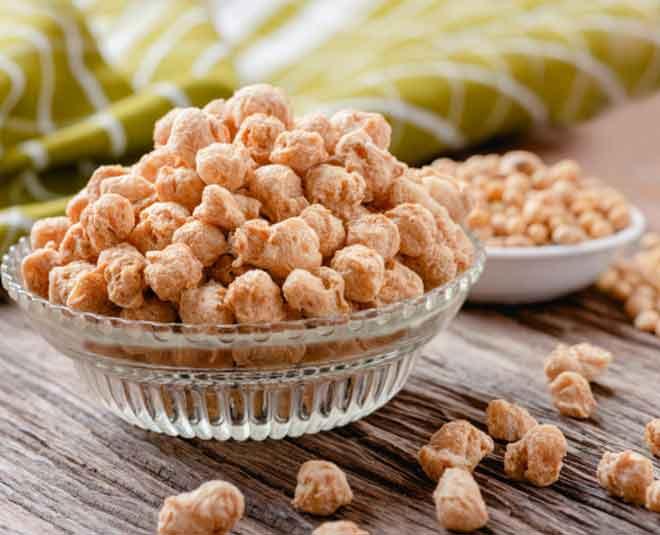 soya chunks for health